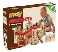 Конструктор Woody 273 Крепость