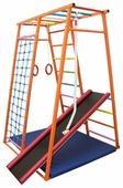 Спортивно-игровой комплекс Plastep Теремок 170 металл