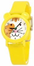 Наручные часы Тик-Так H110-1 Желтые