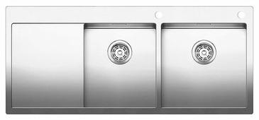Интегрированная кухонная мойка Blanco Claron 8S-IF/A