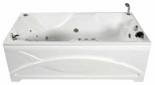 Ванна Triton ДИАНА 170х75 акрил угловая