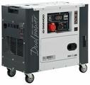 Дизельный генератор Daewoo Power Products DDAE 10000DSE-3 (7200 Вт)