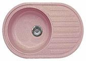 Врезная кухонная мойка Gran-Stone GS-18 73х46см искусственный мрамор