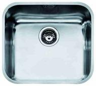 Врезная кухонная мойка FRANKE GAX 110-45 45х40см нержавеющая сталь