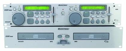 DJ CD-проигрыватель Omnitronic CDP-462