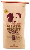Корм для собак Magnusson Meat & Biscuit Work