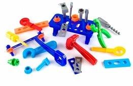 Пластмастер Большой набор инструментов 22125