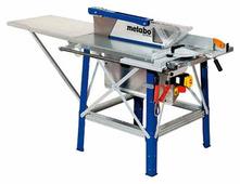 Распиловочный станок Metabo BKS 450 Plus - 5.5 DNB