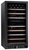 Встраиваемый винный шкаф Dunavox DX-94.270DBK