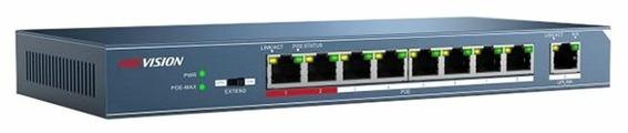 Коммутатор Hikvision DS-3E0109P-E