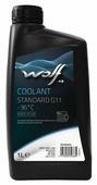 Антифриз Wolf COOLANT -36°C STANDARD G11