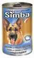Корм для собак Simba Консервы Кусочки для собак Курица и индейка