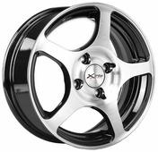 Колесный диск X'trike X-103 5.5x14/4x108 D65.1 ET20 BK/FP