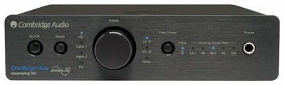 ЦАП Cambridge Audio DacMagic Plus