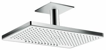 Верхний душ встраиваемый hansgrohe Rainmaker Select 460 2jet 24004400 комбинированное