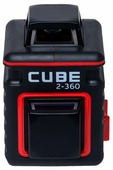 Лазерный уровень ADA instruments CUBE 2-360 Ultimate Edition (А00450) со штативом