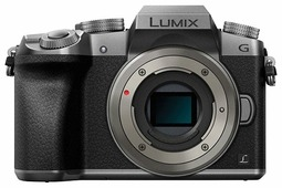 Фотоаппарат Panasonic Lumix DMC-G7 Body