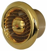 Вытяжной вентилятор MMotors MMV LUX Gold 100/110 18 Вт