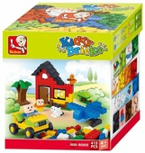 Конструктор SLUBAN Kiddy Bricks M38-B0502