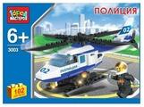 Конструктор ГОРОД МАСТЕРОВ Полиция 3003