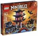 Конструктор LEGO Ninjago 70751 Храм Воздуха