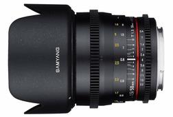 Объектив Samyang 50mm T1.5 AS UMC VDSLR Canon EF
