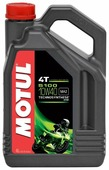 Моторное масло Motul 5100 4T 10W40 4 л