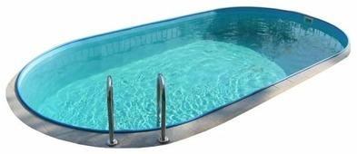 Бассейн Ibiza DL 1-150 Овальный (6 × 3.2 × 1.5 м)
