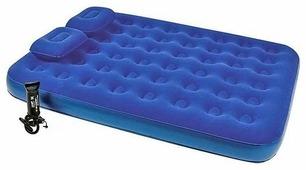 Надувной матрас Bestway Flocked Air Bed 67374
