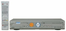 DVD/HDD-плеер Sharp DV-HRD300