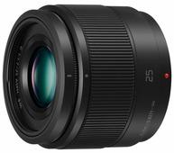 Объектив Panasonic LUMIX G 25mm F1.7 ASPH. (H-H025E-K) black