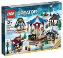 Конструктор LEGO Creator 10235 Зимний деревенский рынок