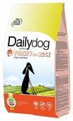 Корм для собак Dailydog Puppy Large Breed turkey and rice