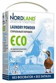 Стиральный порошок Nordland Laundry powder ECO