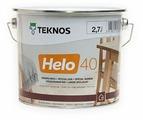 Лак TEKNOS Helo Aqua 40 (2.7 л)