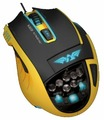 Мышь Armaggeddon Alien G9X Yellow USB