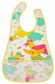 Happy Baby Нагрудник Basic Waterproof baby bib