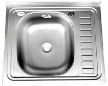 Накладная кухонная мойка Fabia 50x60 (m00007)