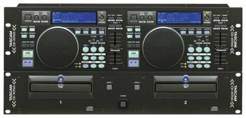 DJ CD-проигрыватель Tascam CD-X1700