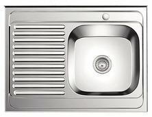 Врезная кухонная мойка Ledeme L68060-R