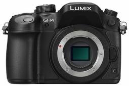 Фотоаппарат Panasonic Lumix DMC-GH4 Body