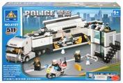 Конструктор Kazi Police 6727