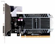 Видеокарта INNO3D GeForce GT 710 954Mhz PCI-E 2.0 1024Mb 1600Mhz 64 bit DVI HDMI HDCP