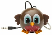 Портативная акустика Kitsound Mini Buddy Robin