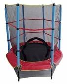 Каркасный батут DFC Trampoline Fitness 55INCH-TR-E 140х140х153 см
