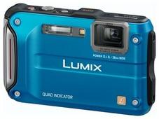 Фотоаппарат Panasonic Lumix DMC-FT4