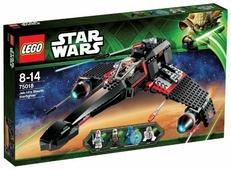Конструктор LEGO Star Wars 75018 Секретный корабль воина Jek-14