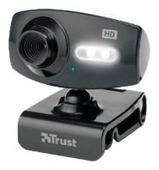 Веб-камера Trust Widescreen HD 720p Webcam