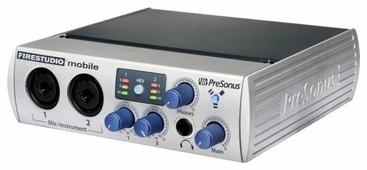Внешняя звуковая карта PreSonus Firestudio Mobile