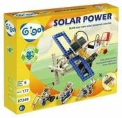 Электромеханический конструктор Gigo Green Energy 7349-CN Solar Power